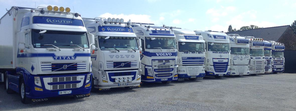 Transport Houtin